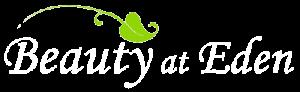 Beauty at Eden Logo